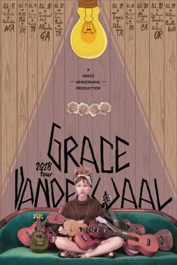 Grace Vanderwaal Rebranding - Concert Poster